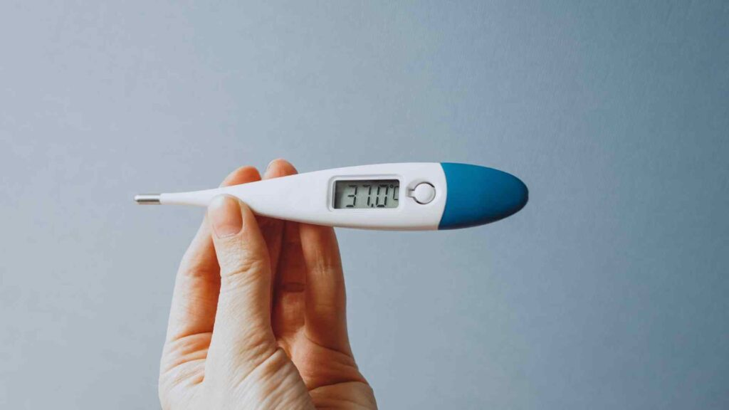 how to use thermometer bangla